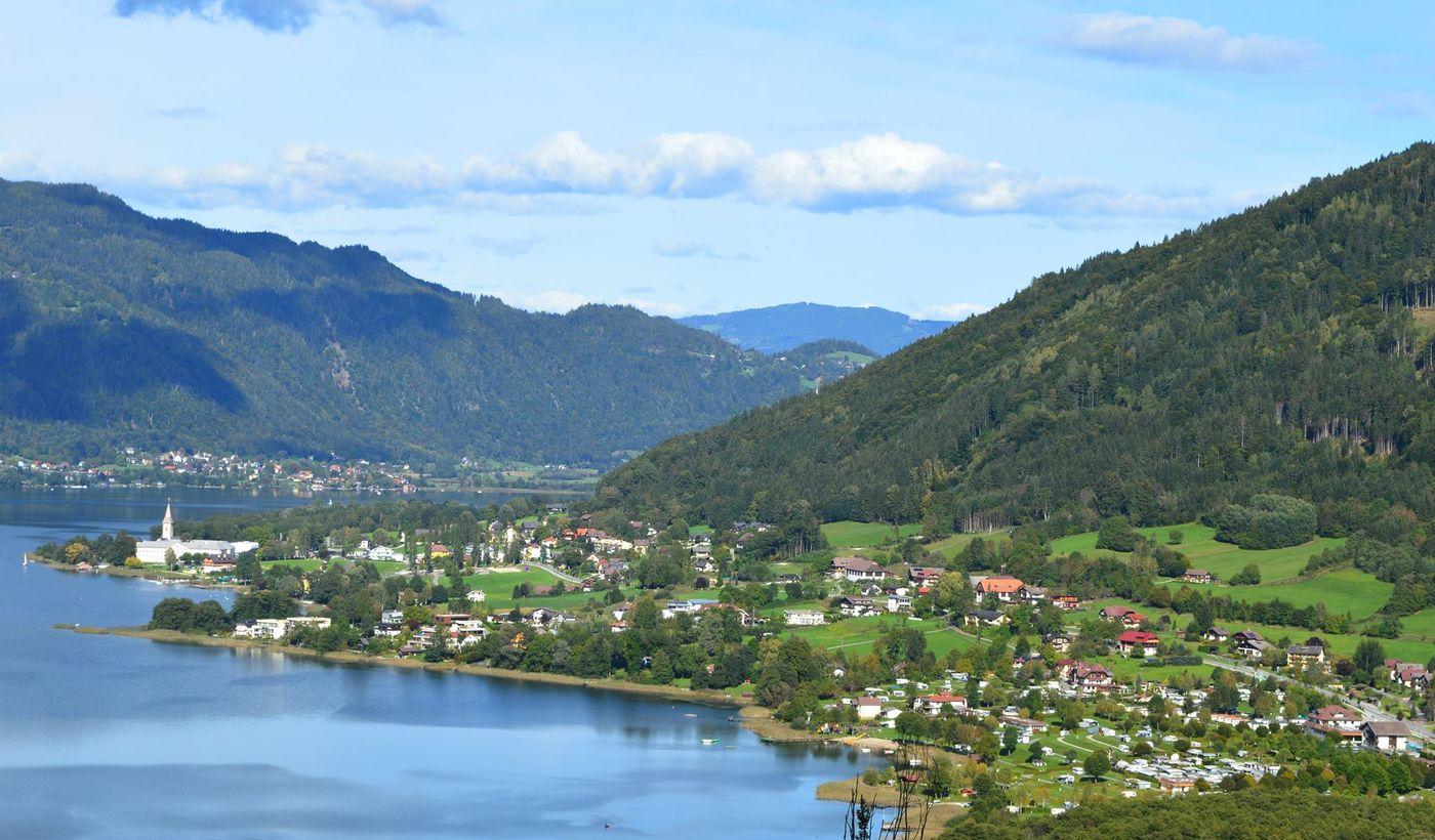 Terrassencamping Ossiacher See