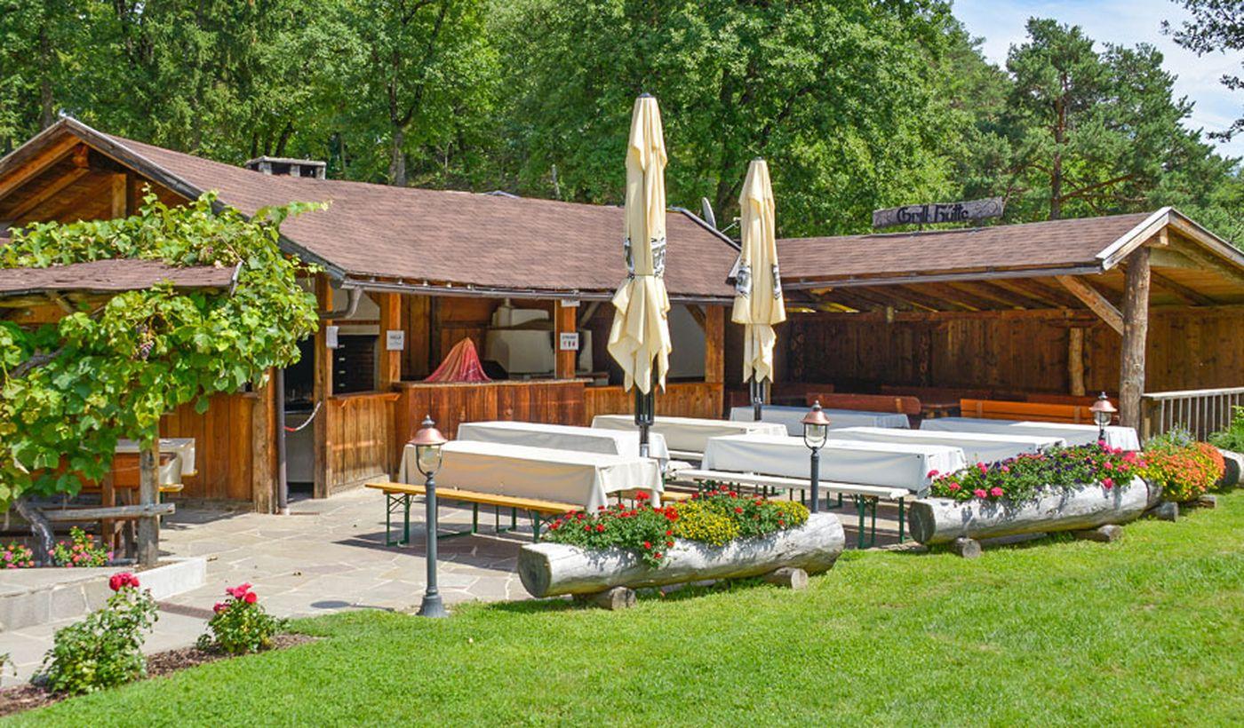 Campingplatz in Trentino Alto Adige