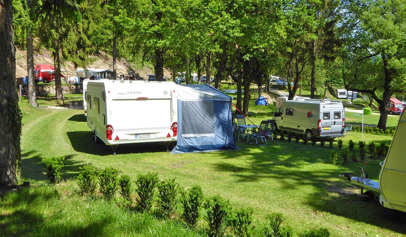 Camper Stellplätze in Lana, Bozen