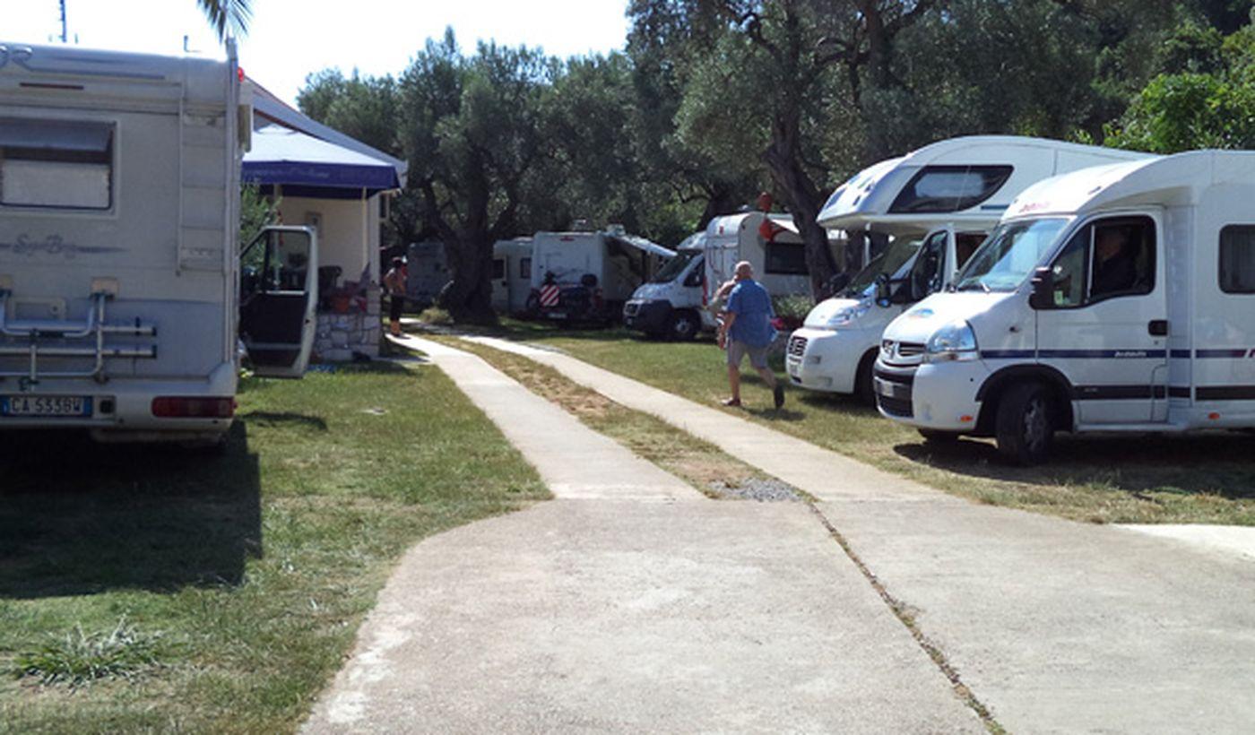 Auto Camp Utjeha