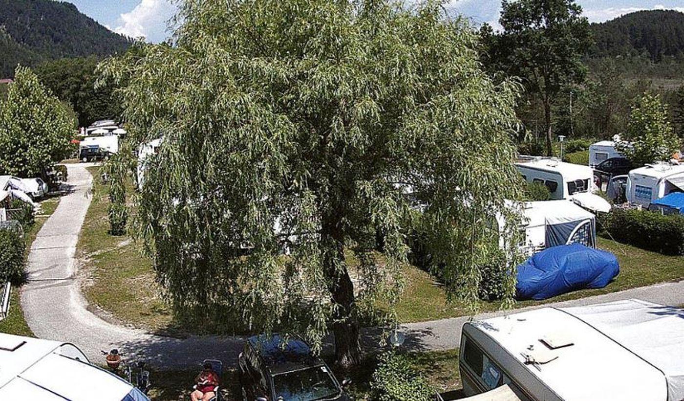 Camping Breznik Turnersee