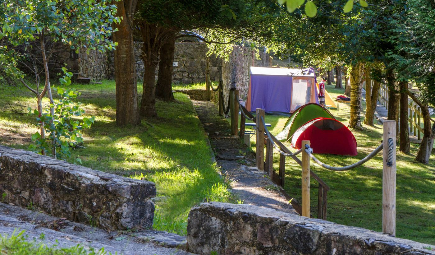 Camping Las Hortensias