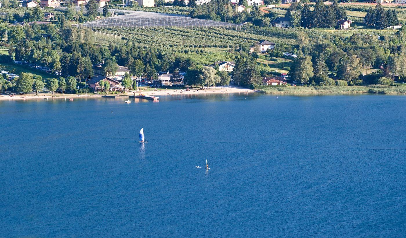 Camping Riviera, Trentino-Südtirol