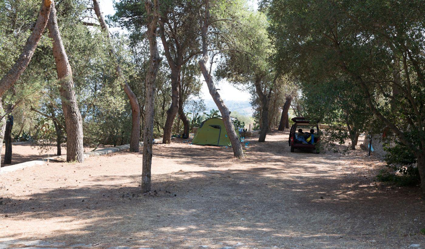 Camping La Scogliera