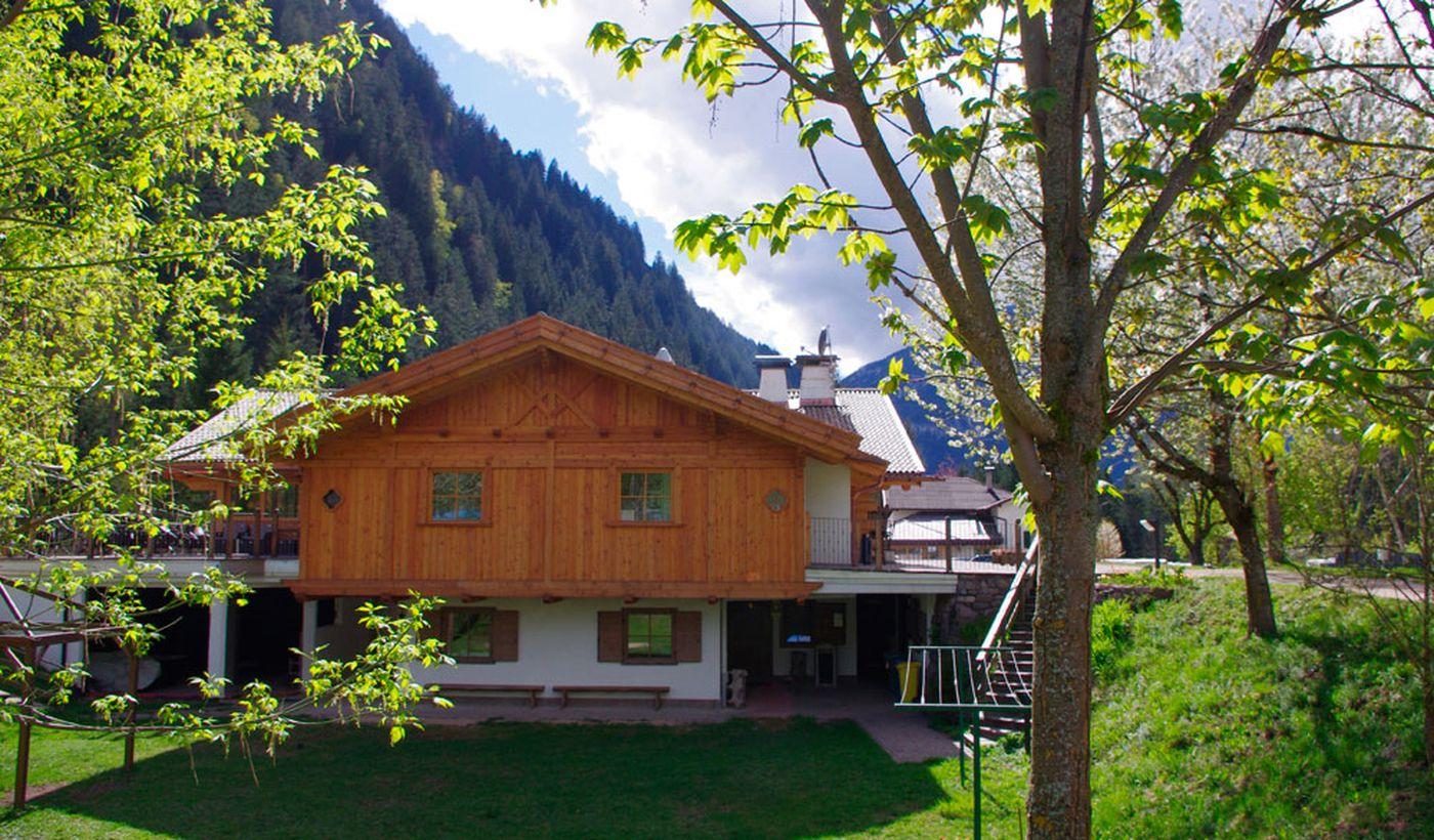 Camping nella Val di Fiemme, Trentino Alto Adige