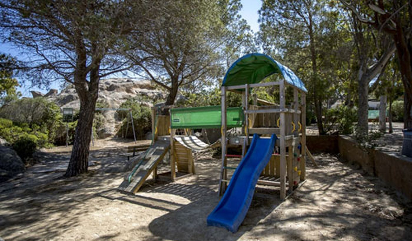 Villaggio Camping Baia Saraceno