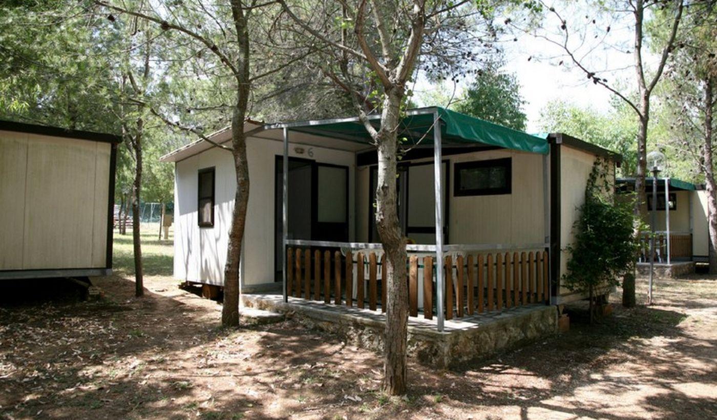 Casa Mobile a Peschici, Gargano