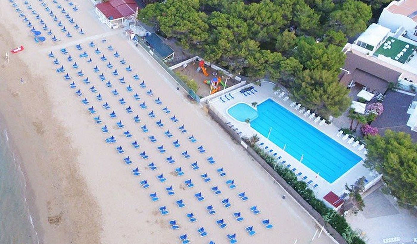 Hotel Residence con Piscina a Vieste, Gargano