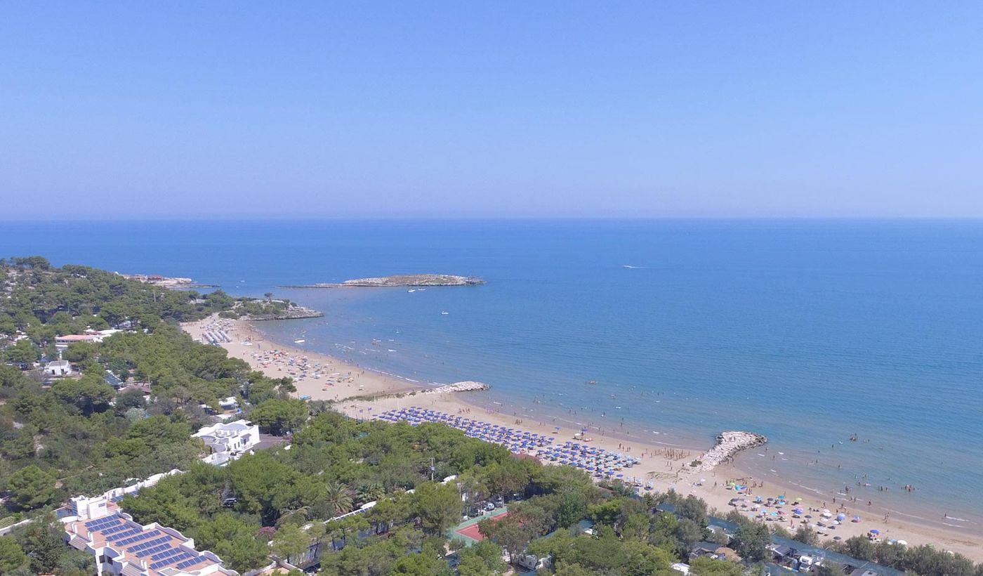 Hotel Residence a Vieste, Puglia