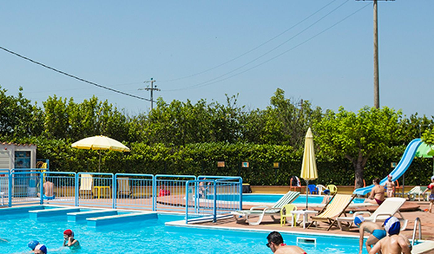 Camping Hotel mit Pool in Assisi, Perugia