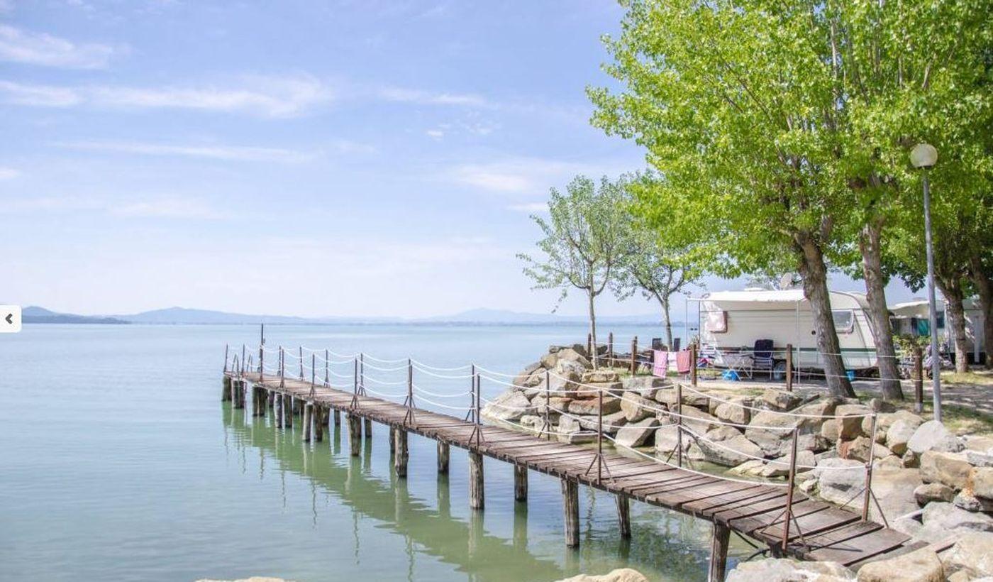 Camping sul Lago di Trasimeno