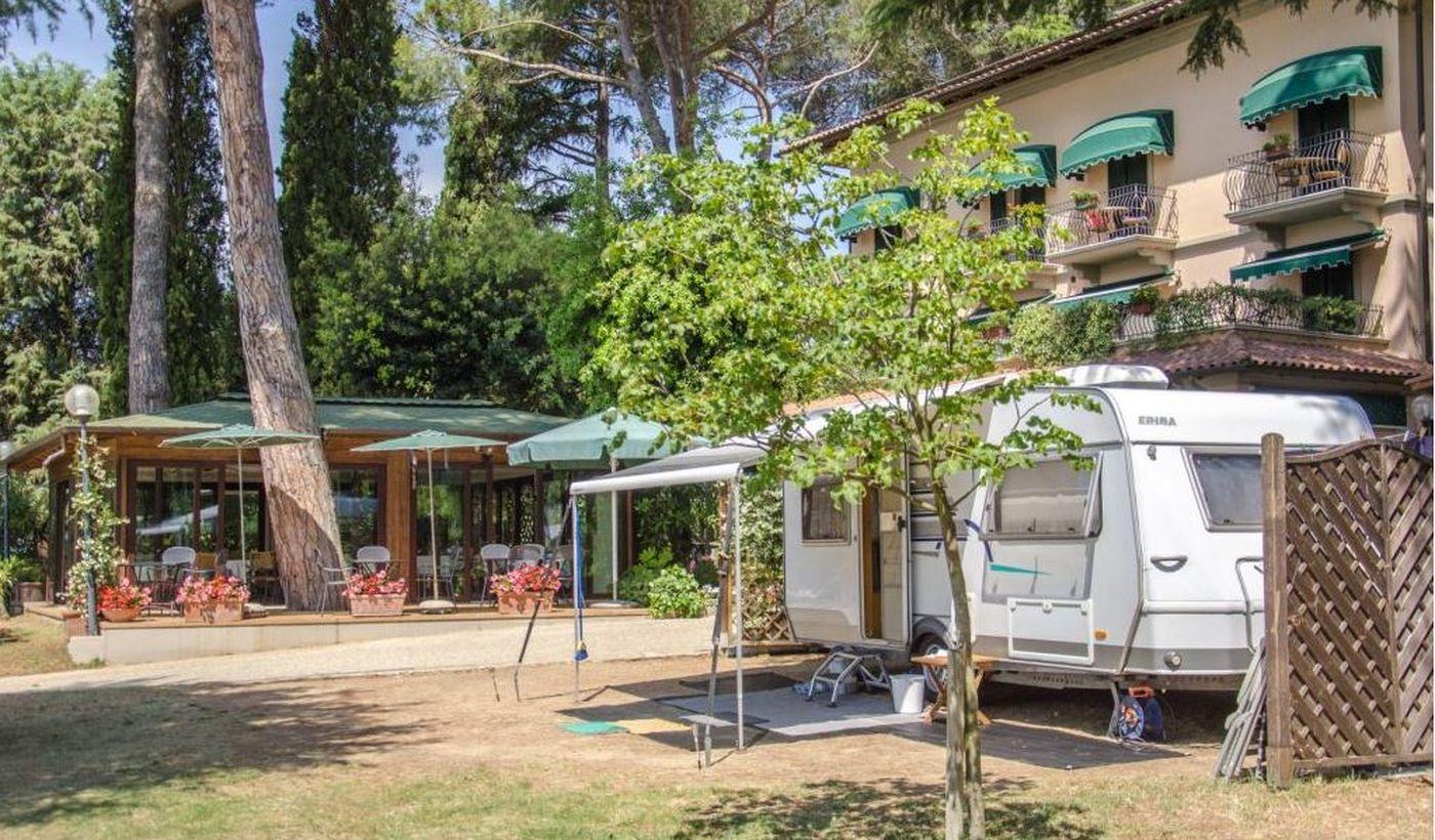 Camping a Passignano sul Trasimeno, Perugia