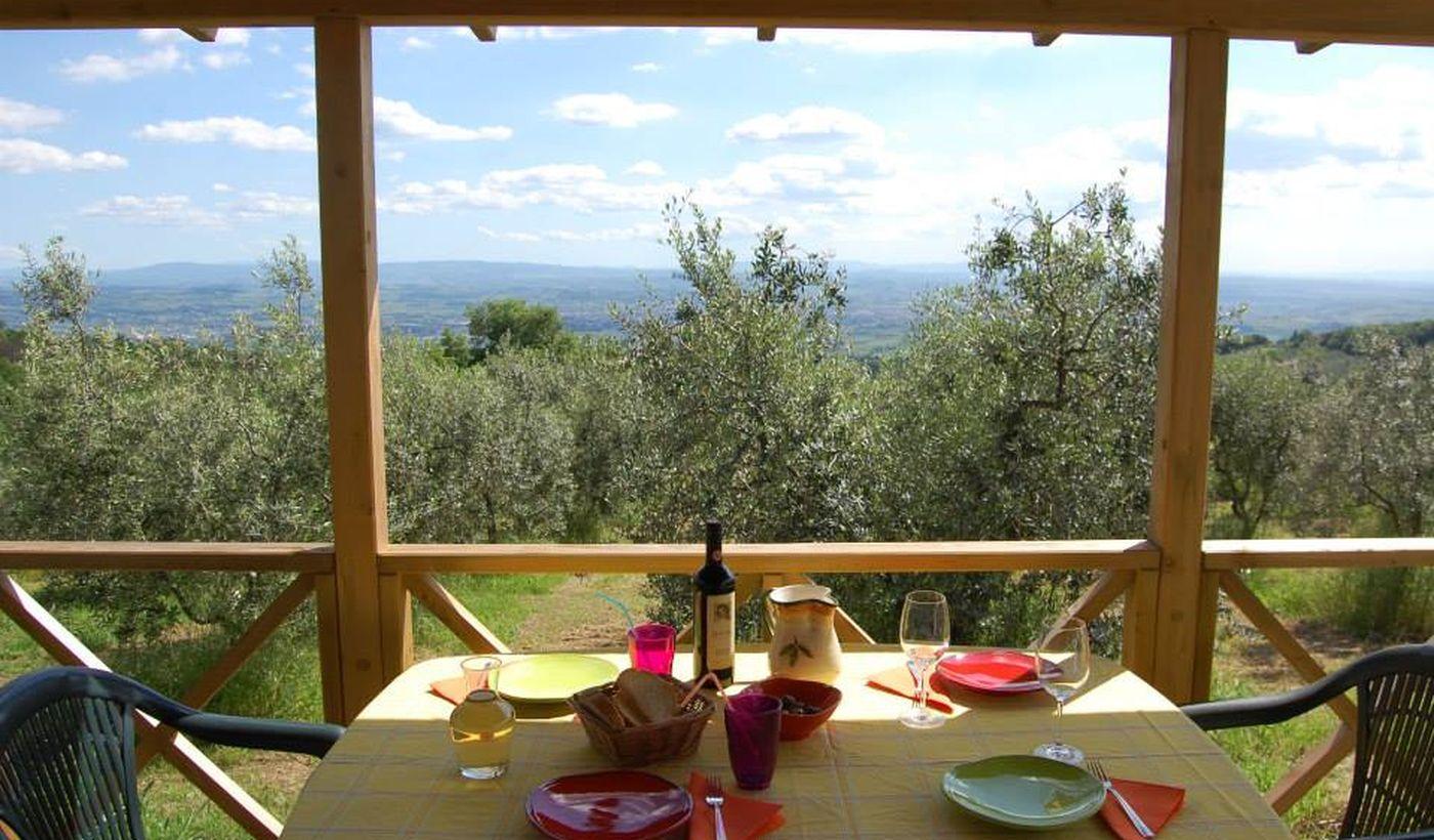 Camping San Giusto, Toscana