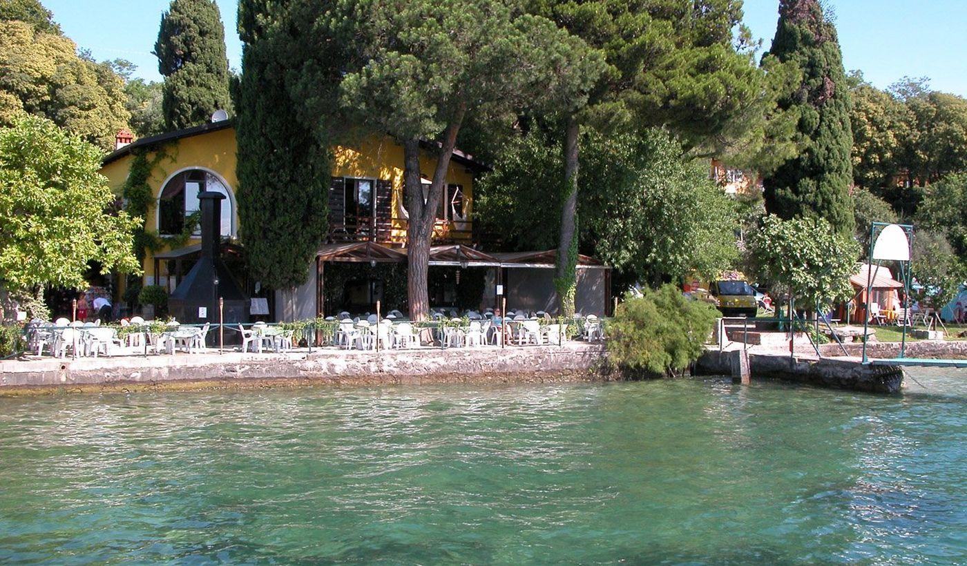 Campeggio sul Lago di Garda