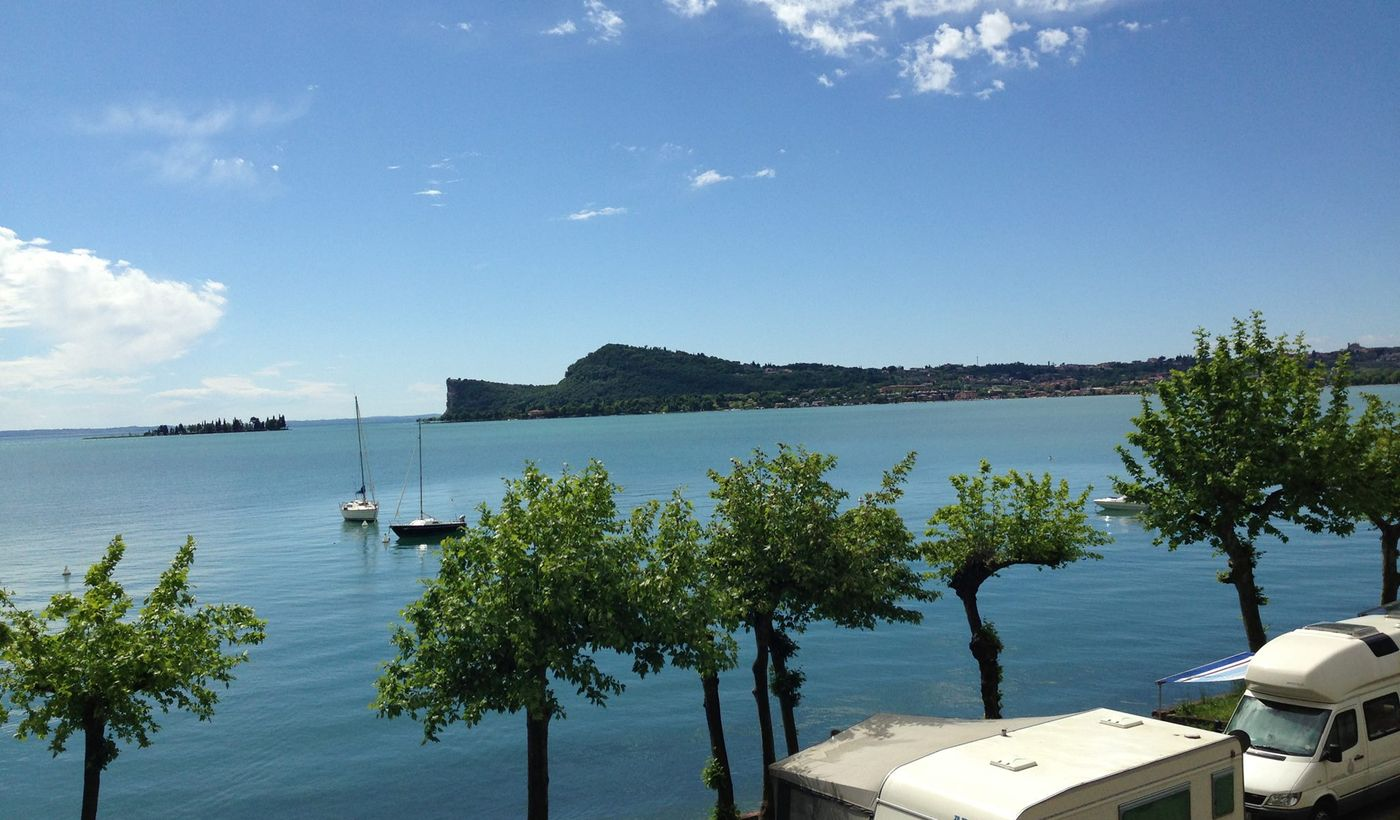 Village and Camping on Lake Garda