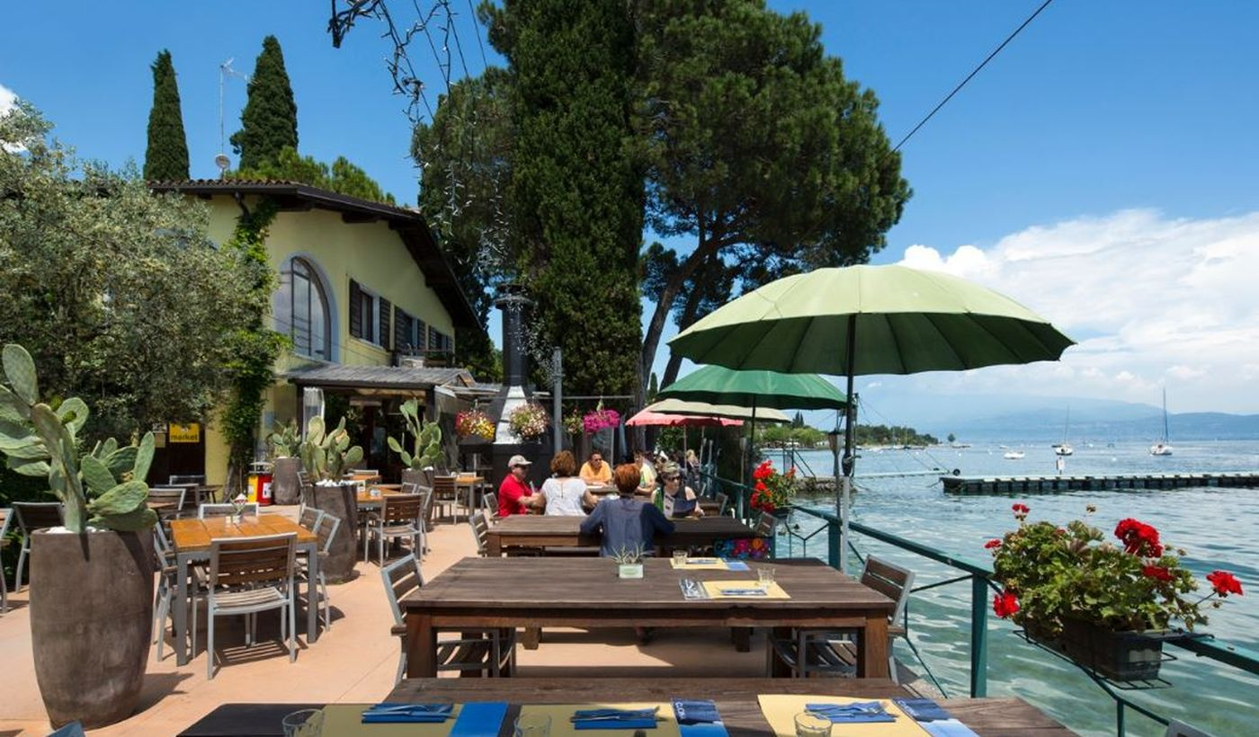 Camping Village con Ristorante a San Felice del Benaco