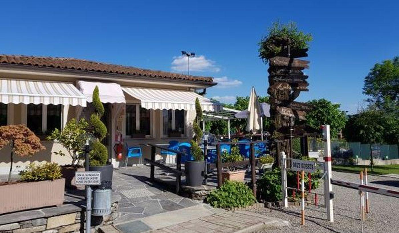 Camping Village am Lago Maggiore, Piemont