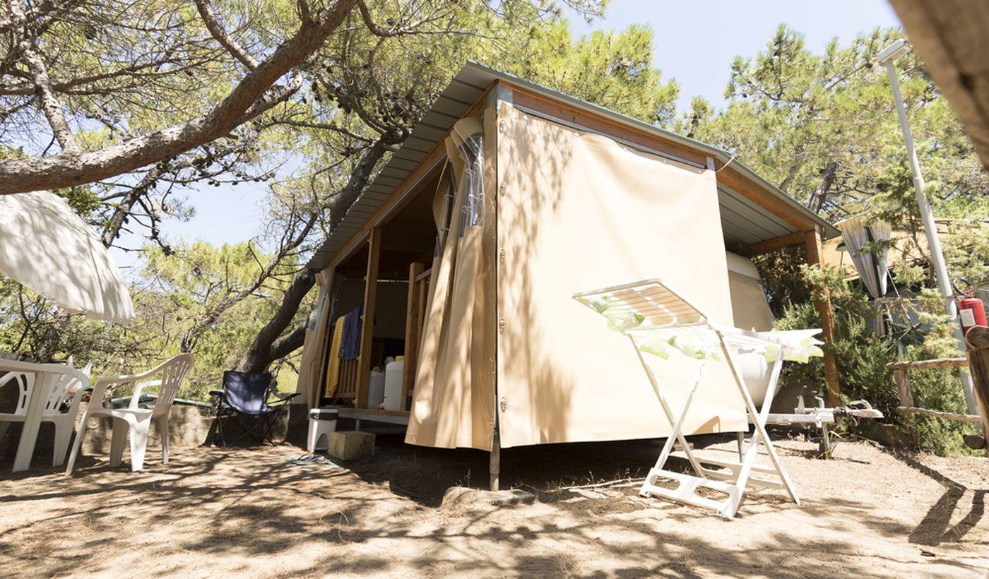 Camping Village a Castagneto Carducci, Livorno