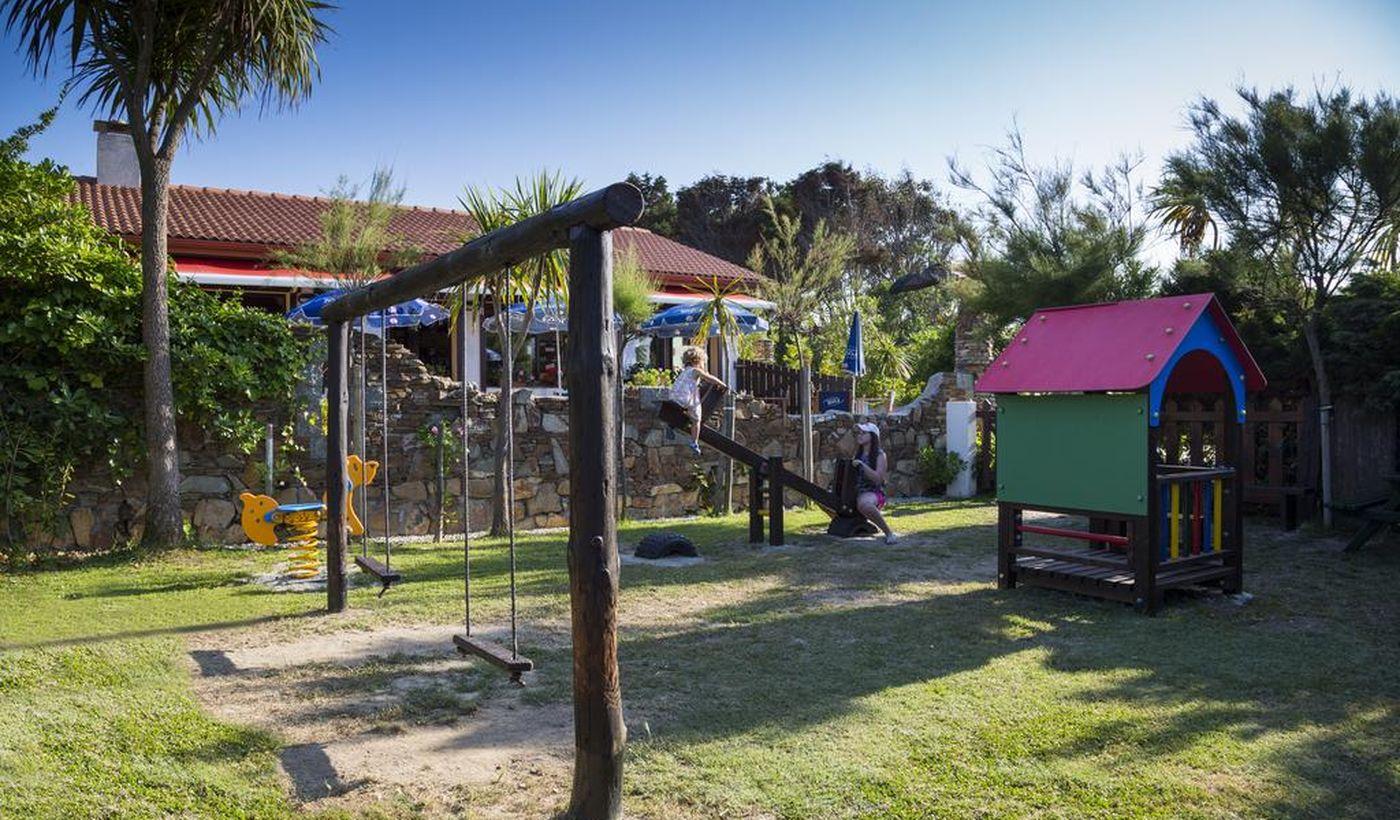 Camping a Gaivota