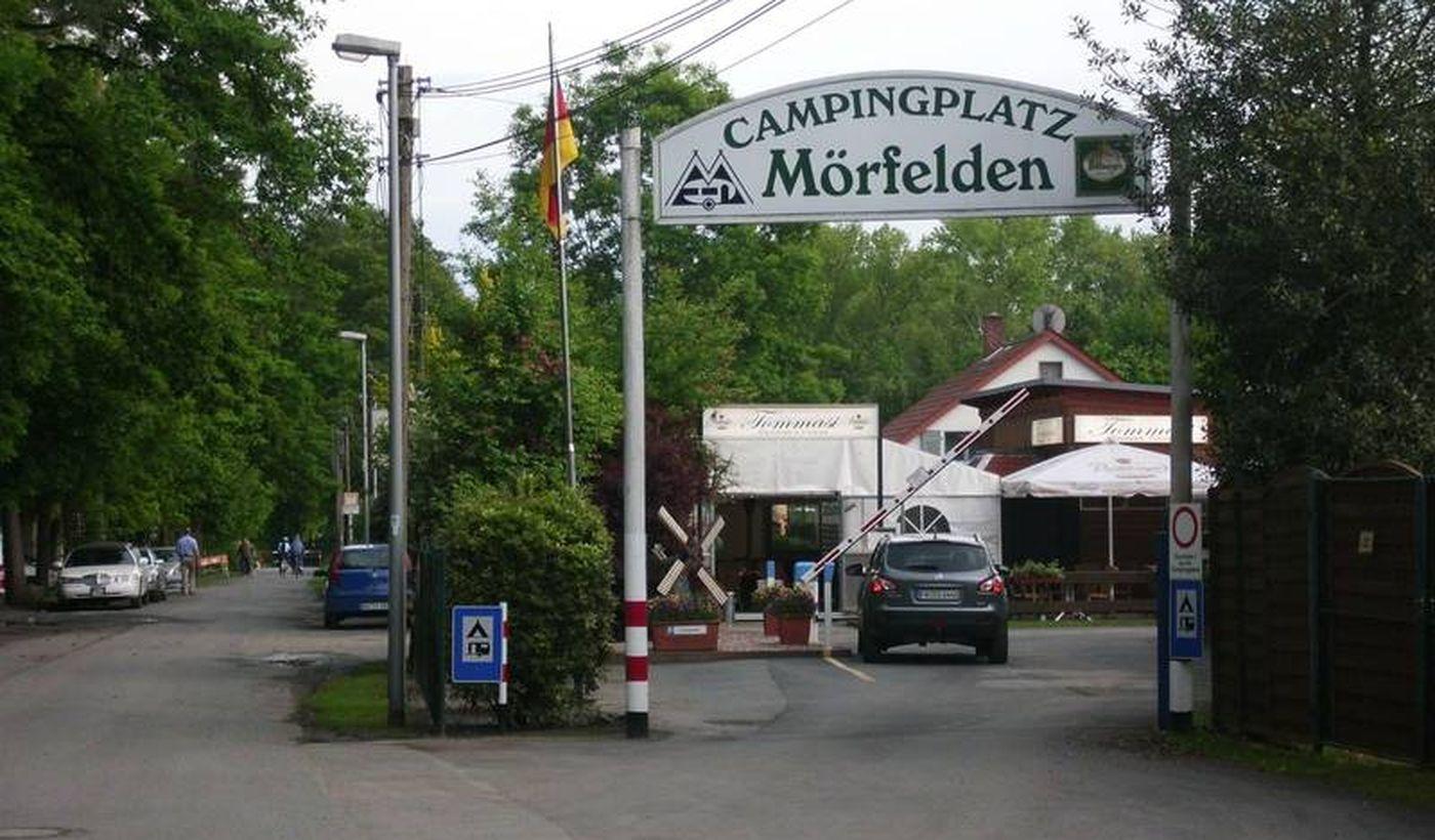 Campingplatz Mörfelden