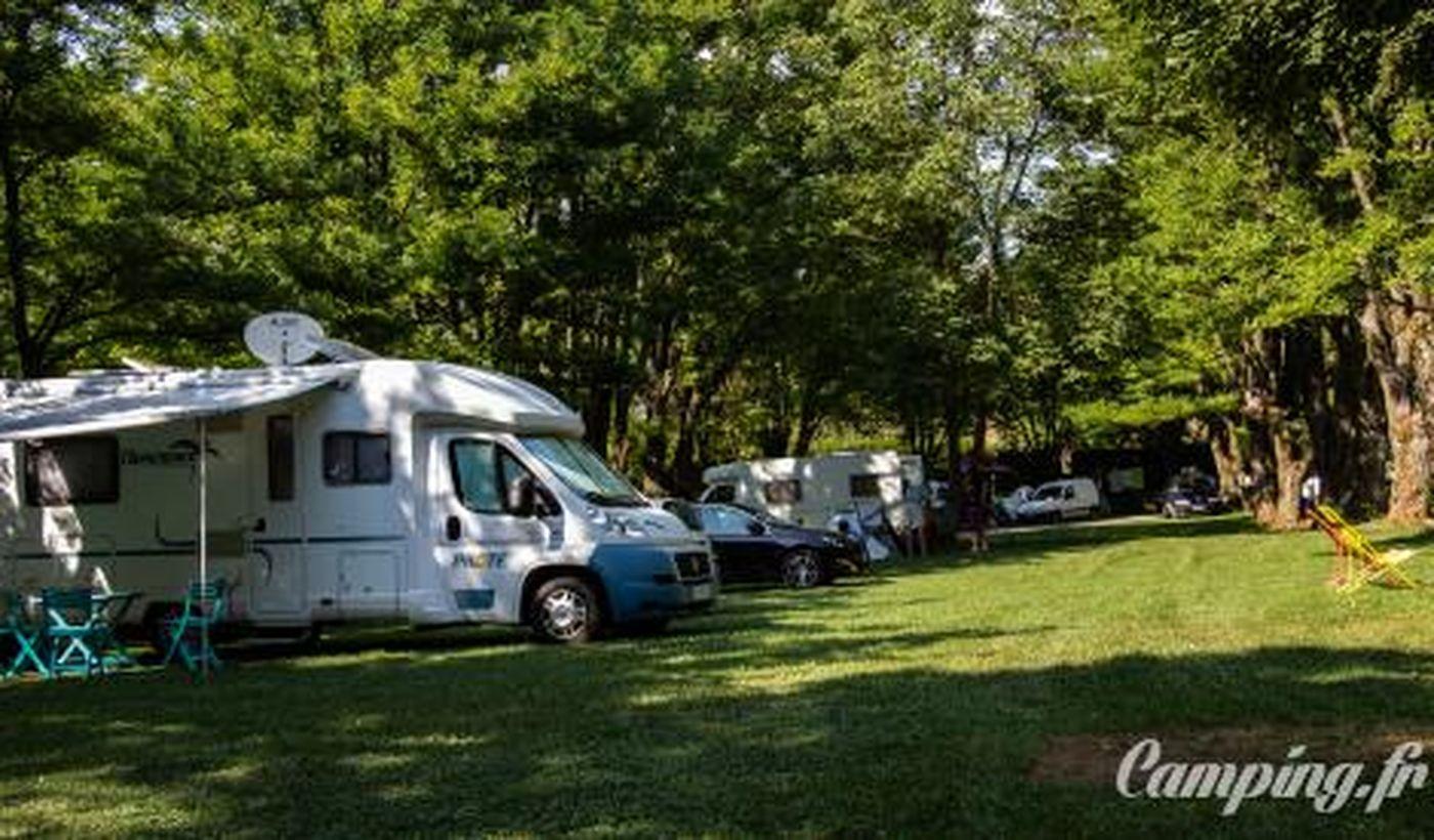 Camping Chon du Tarn