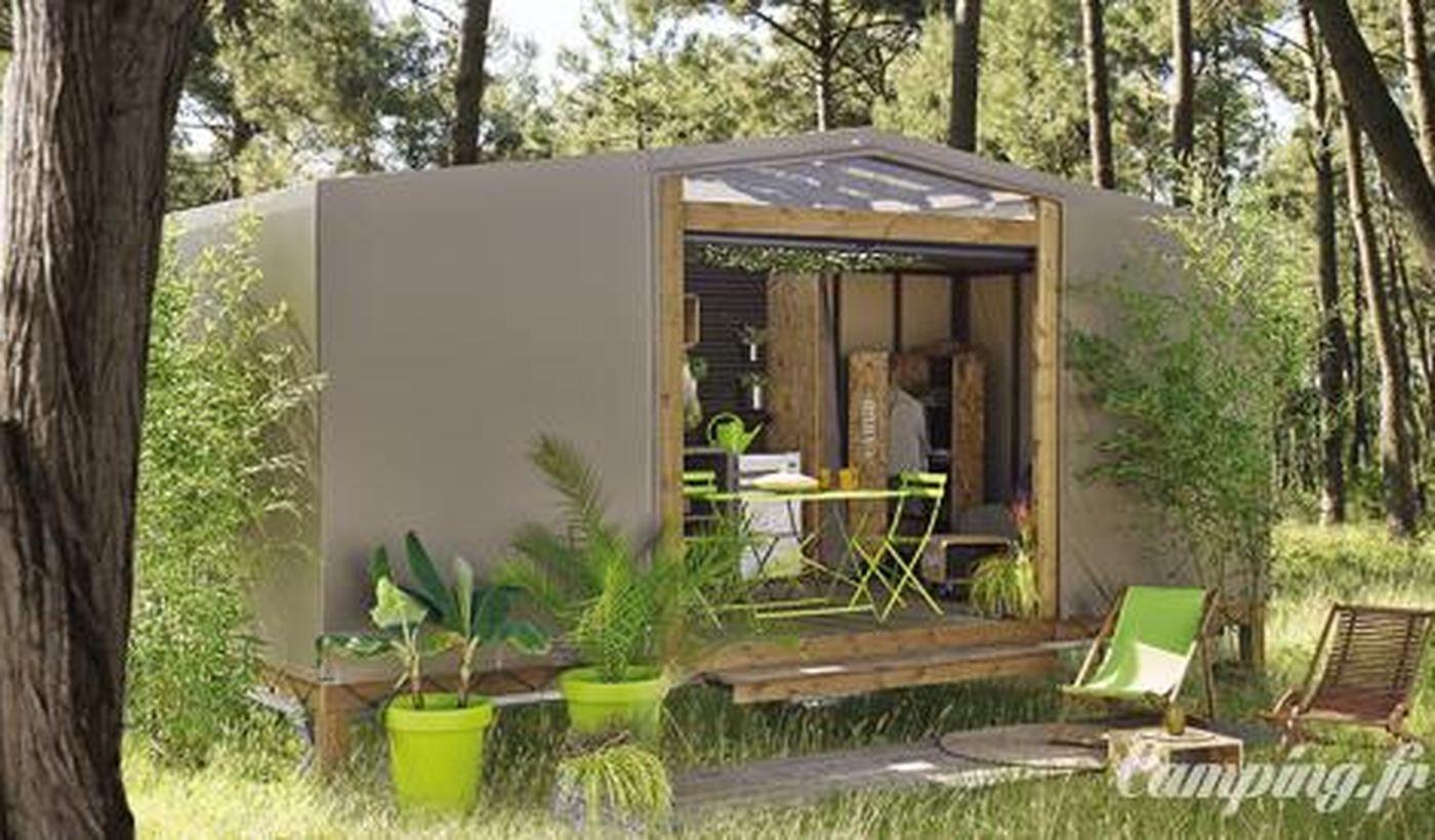 Camping Des Roussières