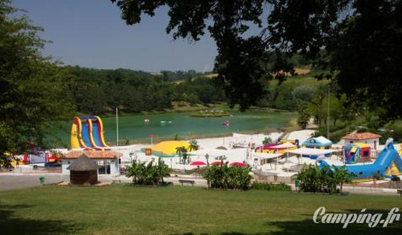 Camping Le Pequelet