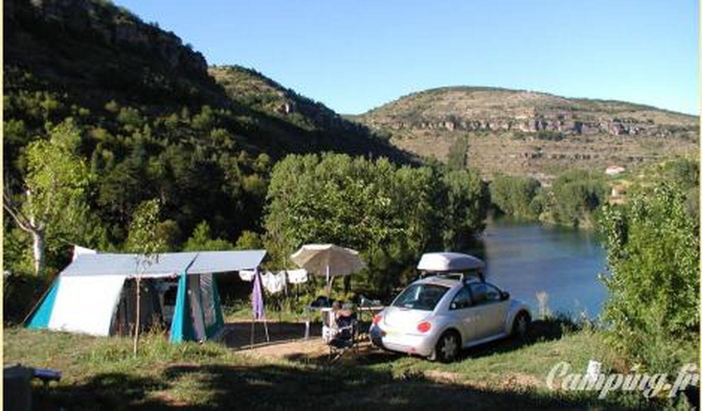 Camping Lac de Thoux Saint Cricq