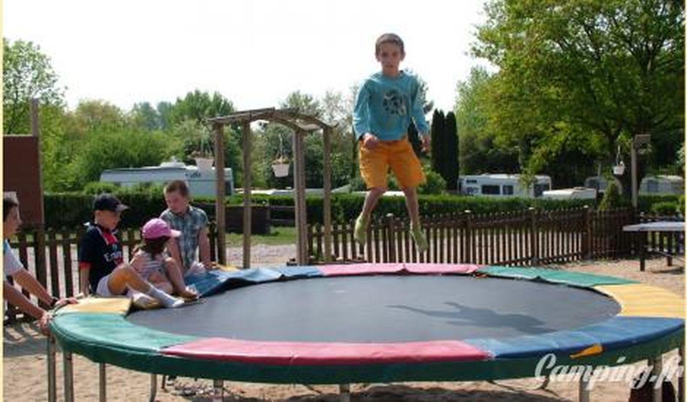 Activités pour les enfants - Camping de la Trye