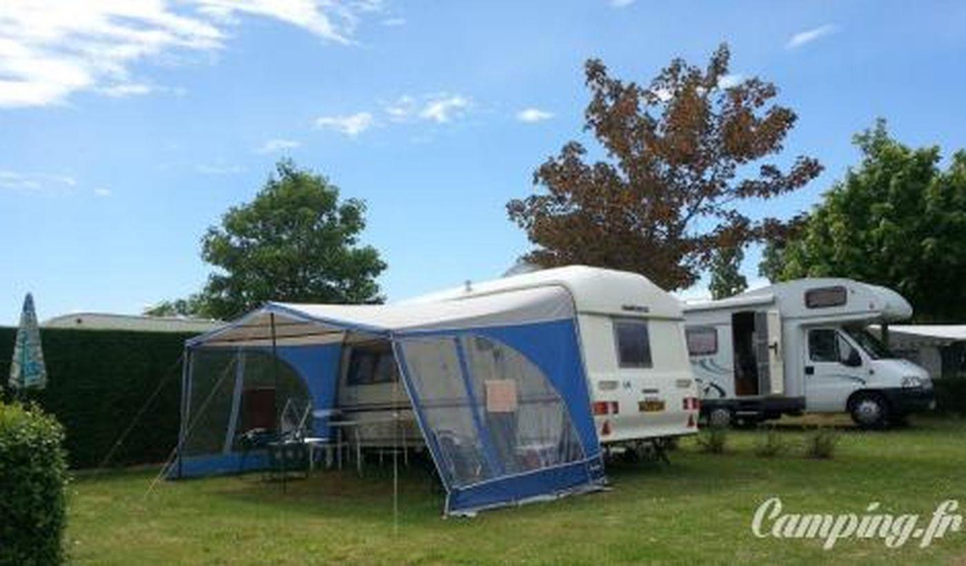 Camping CAMPOGITE Au Soir d'Eté