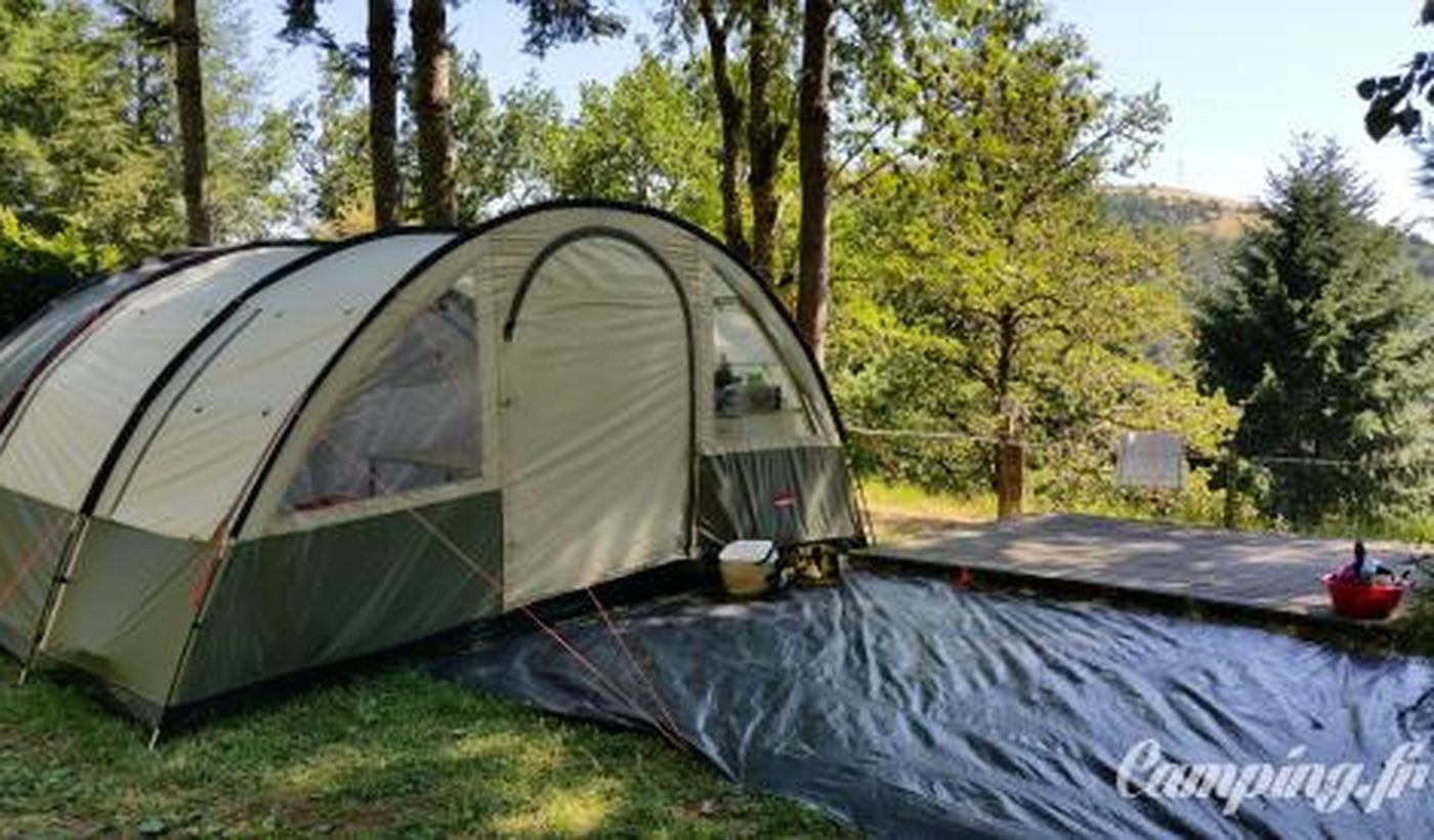 Camping les 12 Cols