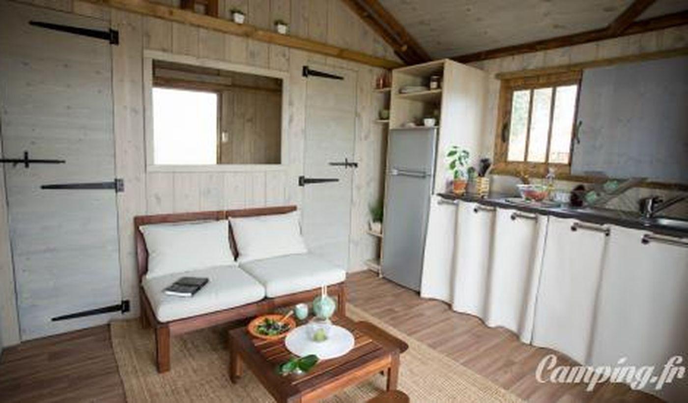 Camping Club Lac des Trois Vallées