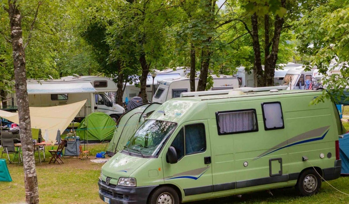 Camperplätze in Trentino Alto Adige