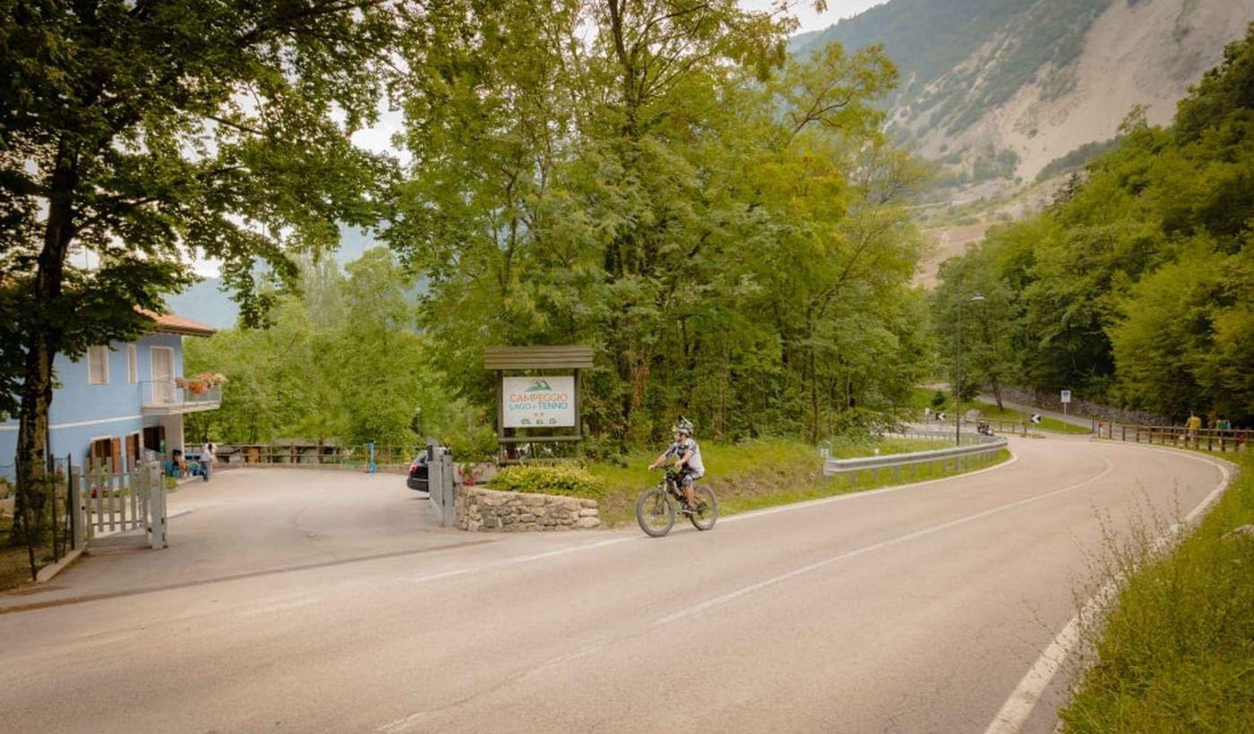 Camping mit Haustieren in Trentino-Südtirol erlaubt