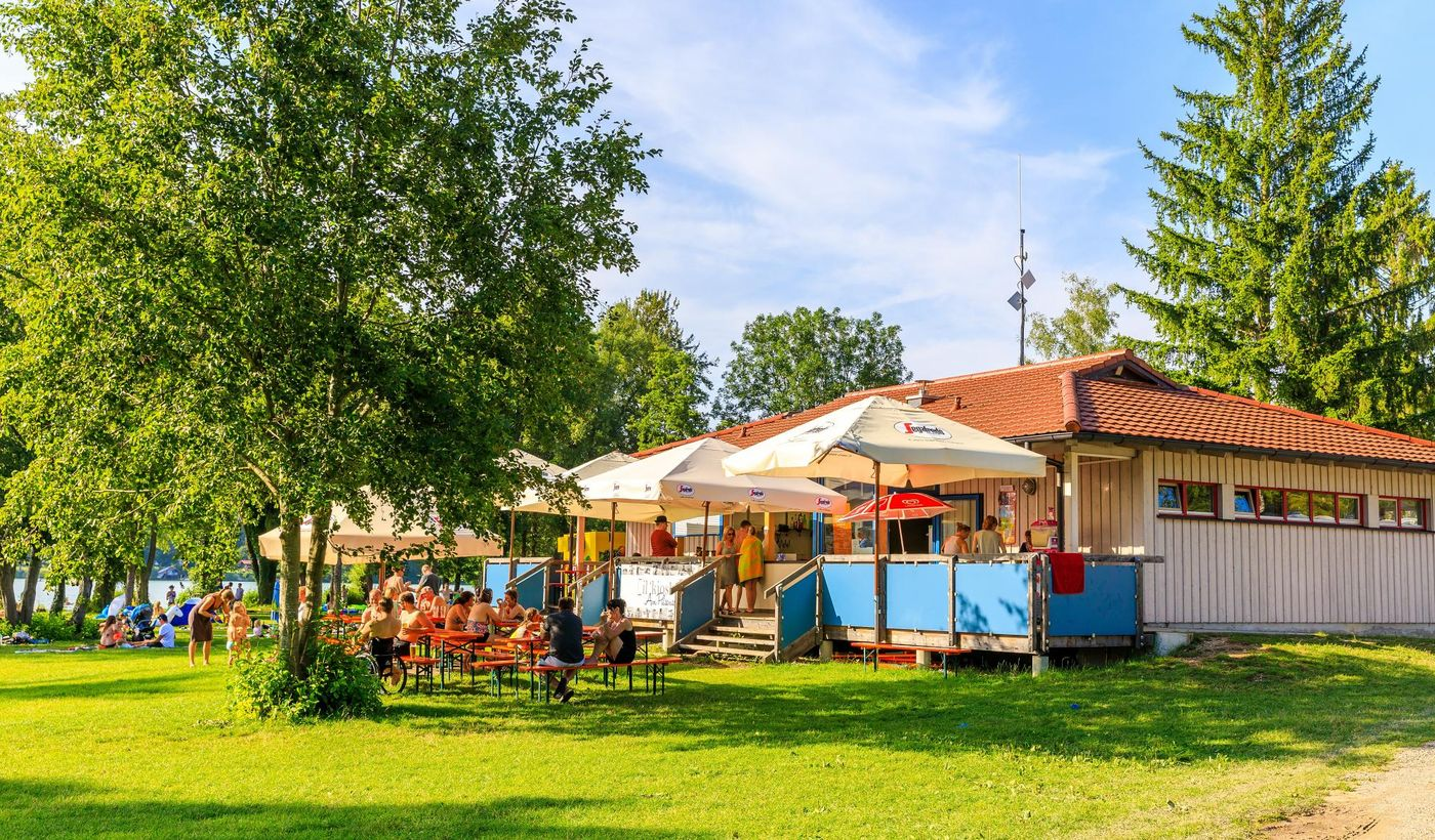 Camping am Pilsensee