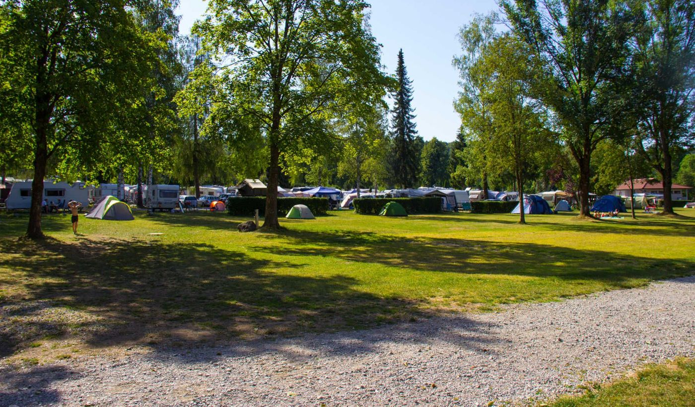 Camping am Pilsensee