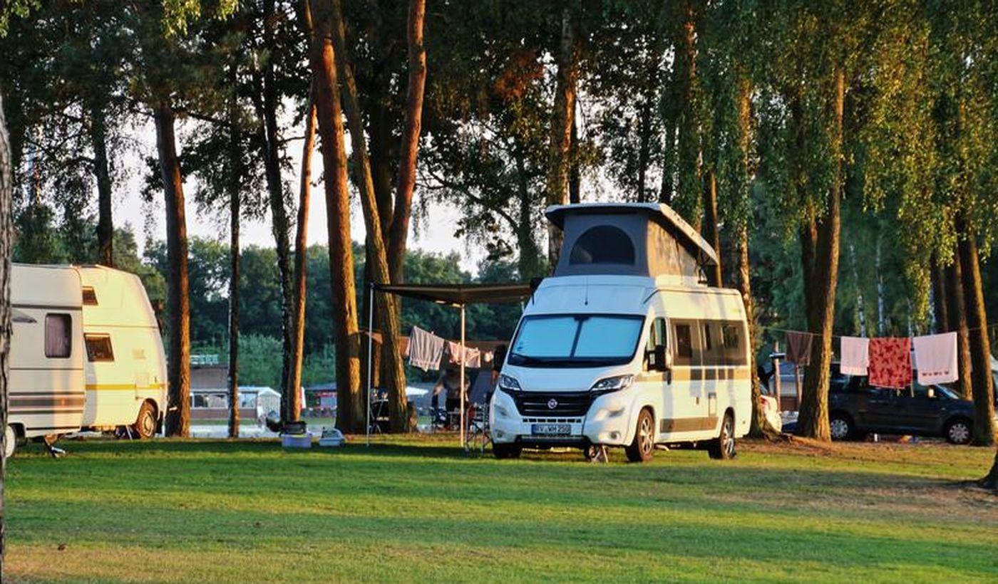 Camping Hertha-See