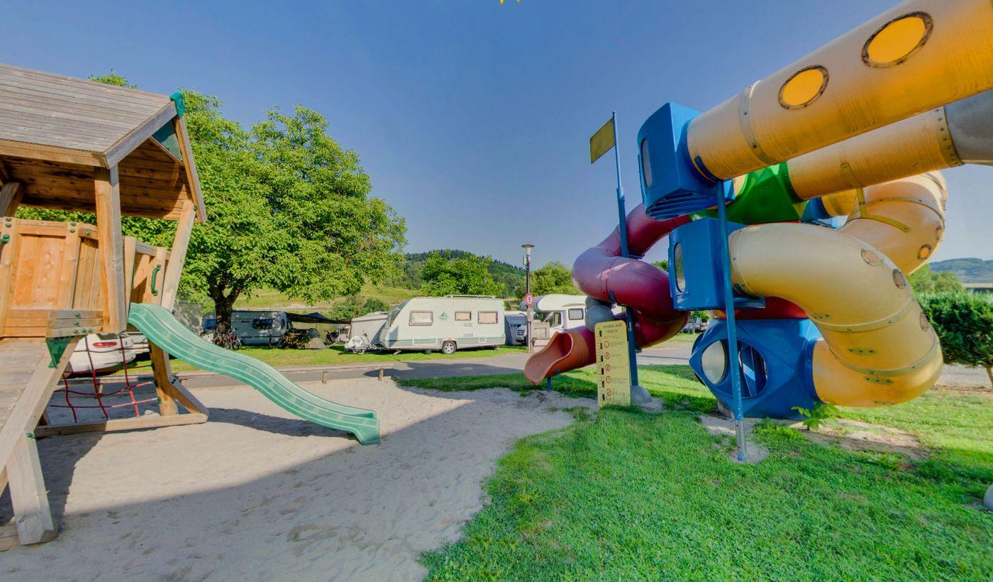 Mosel-Campingplatz Rissbach