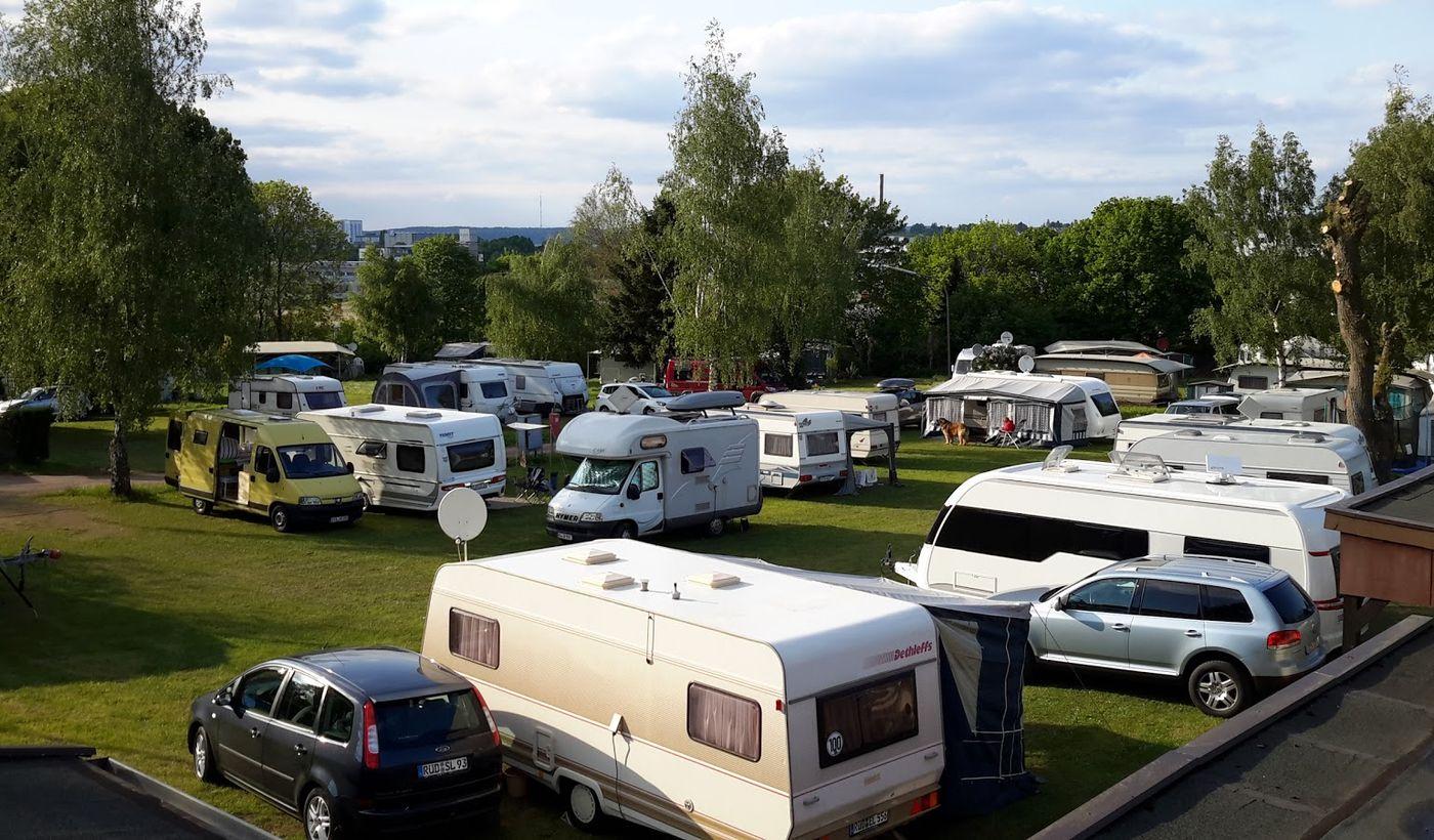 Camping am Spicherer Berg