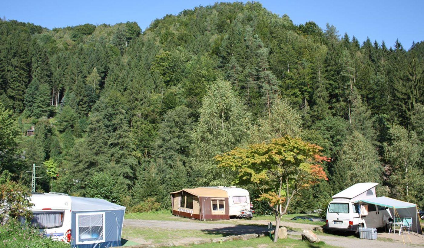 Campingplatz Ostrauer Mühle
