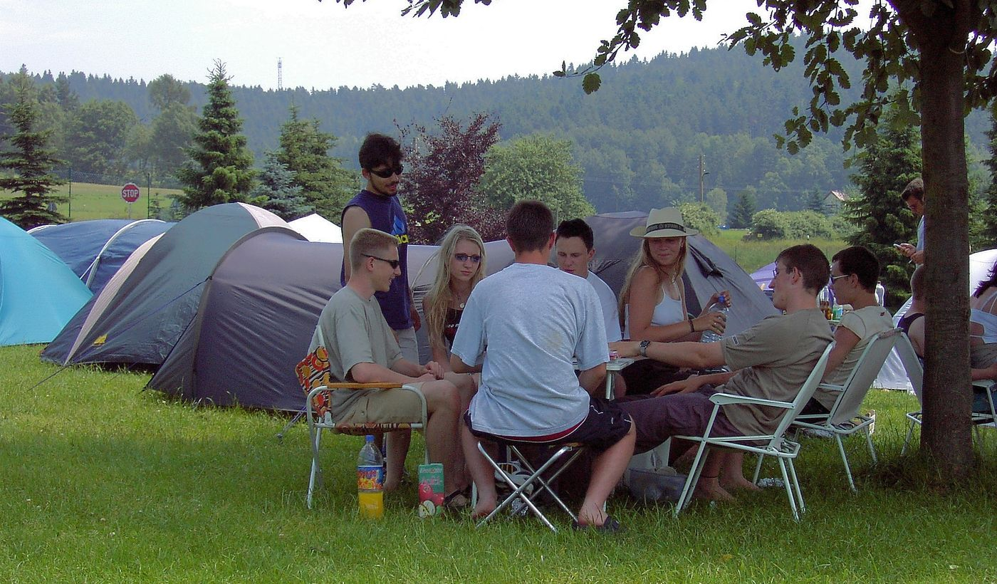 Camping Bergsee Ratscher