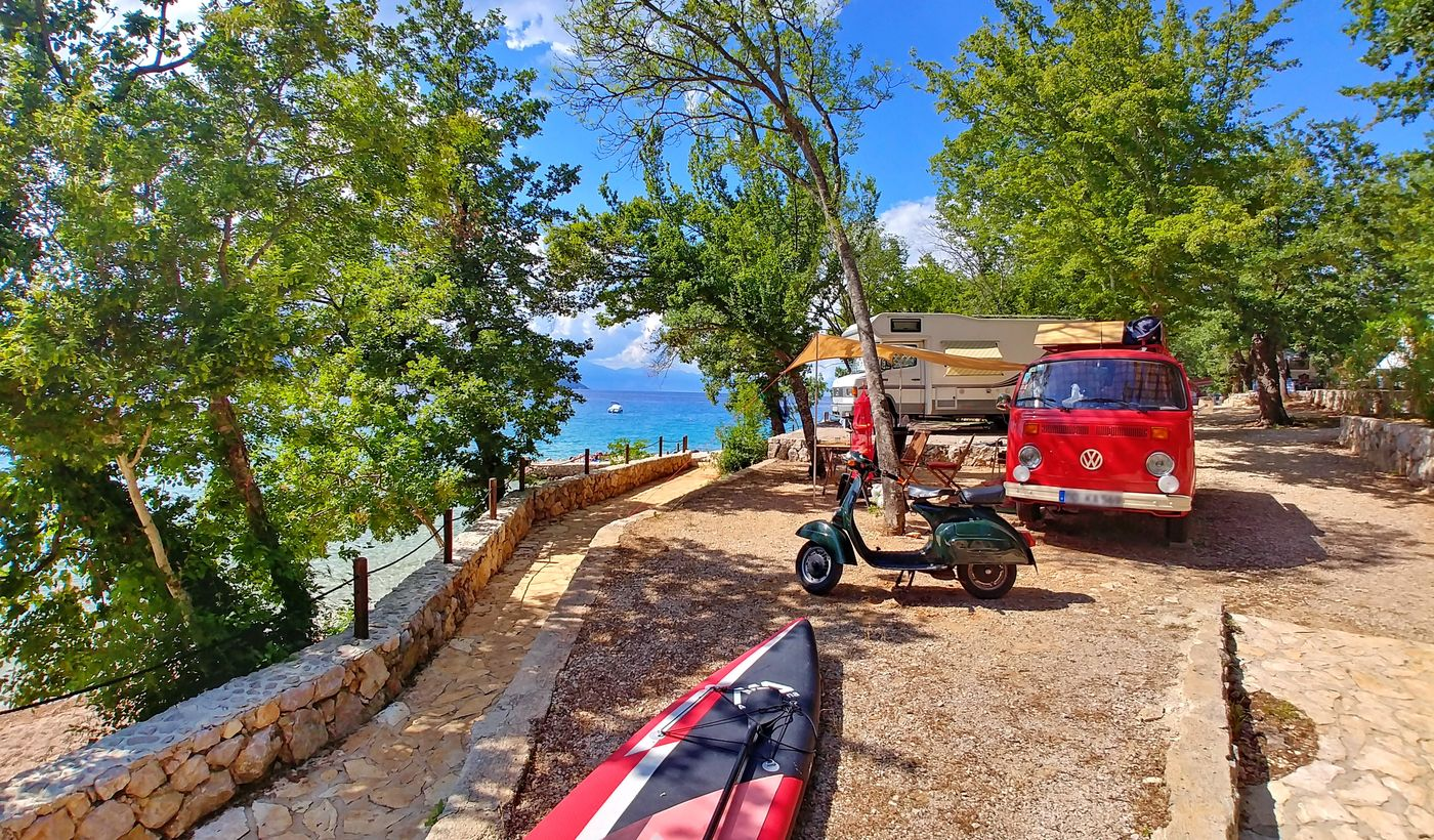 Camping Glavotok