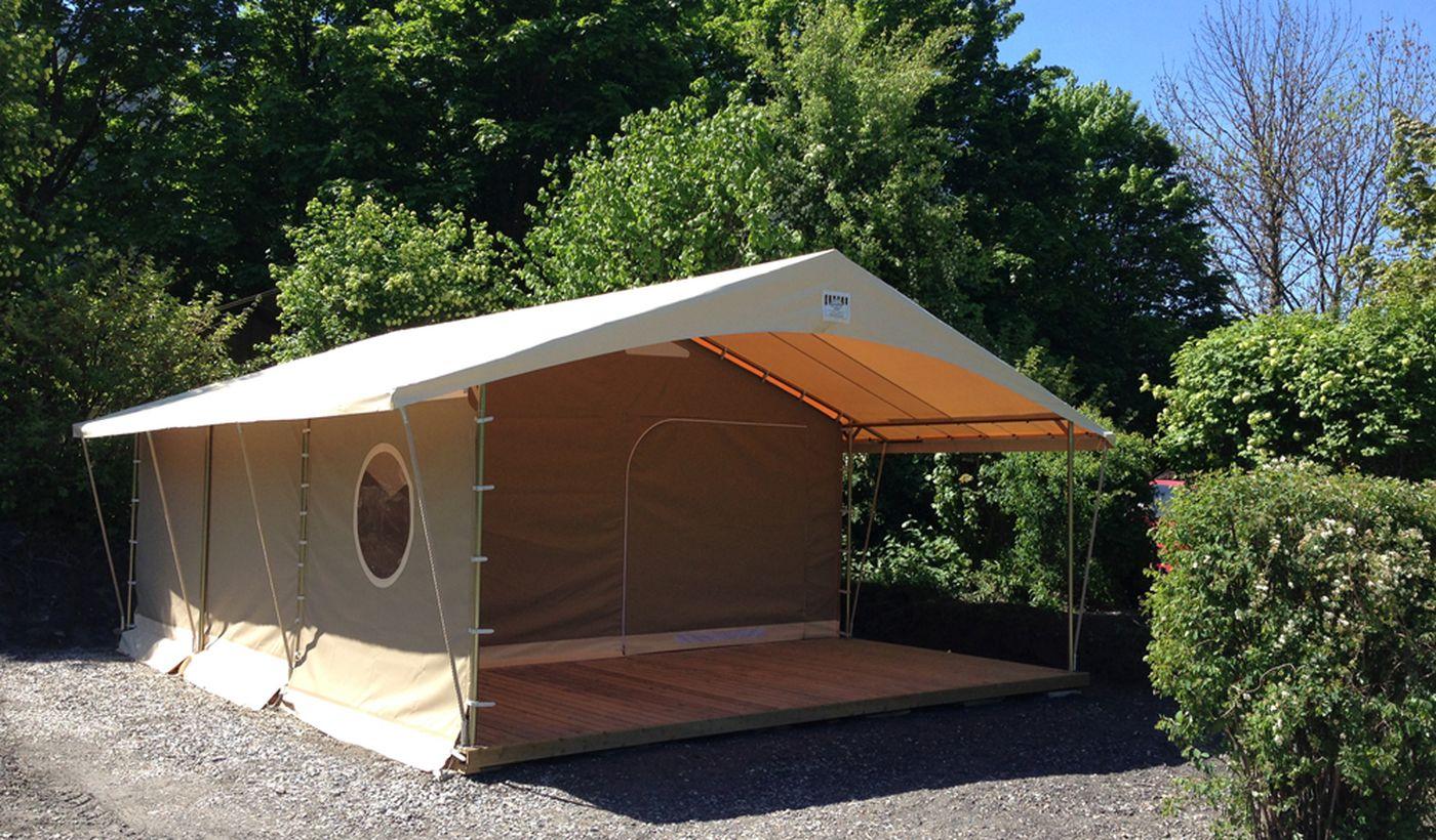 Camping L'Eden De La Vanoise