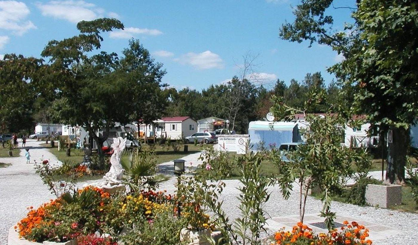 Camping de l'Etang de Laubanère