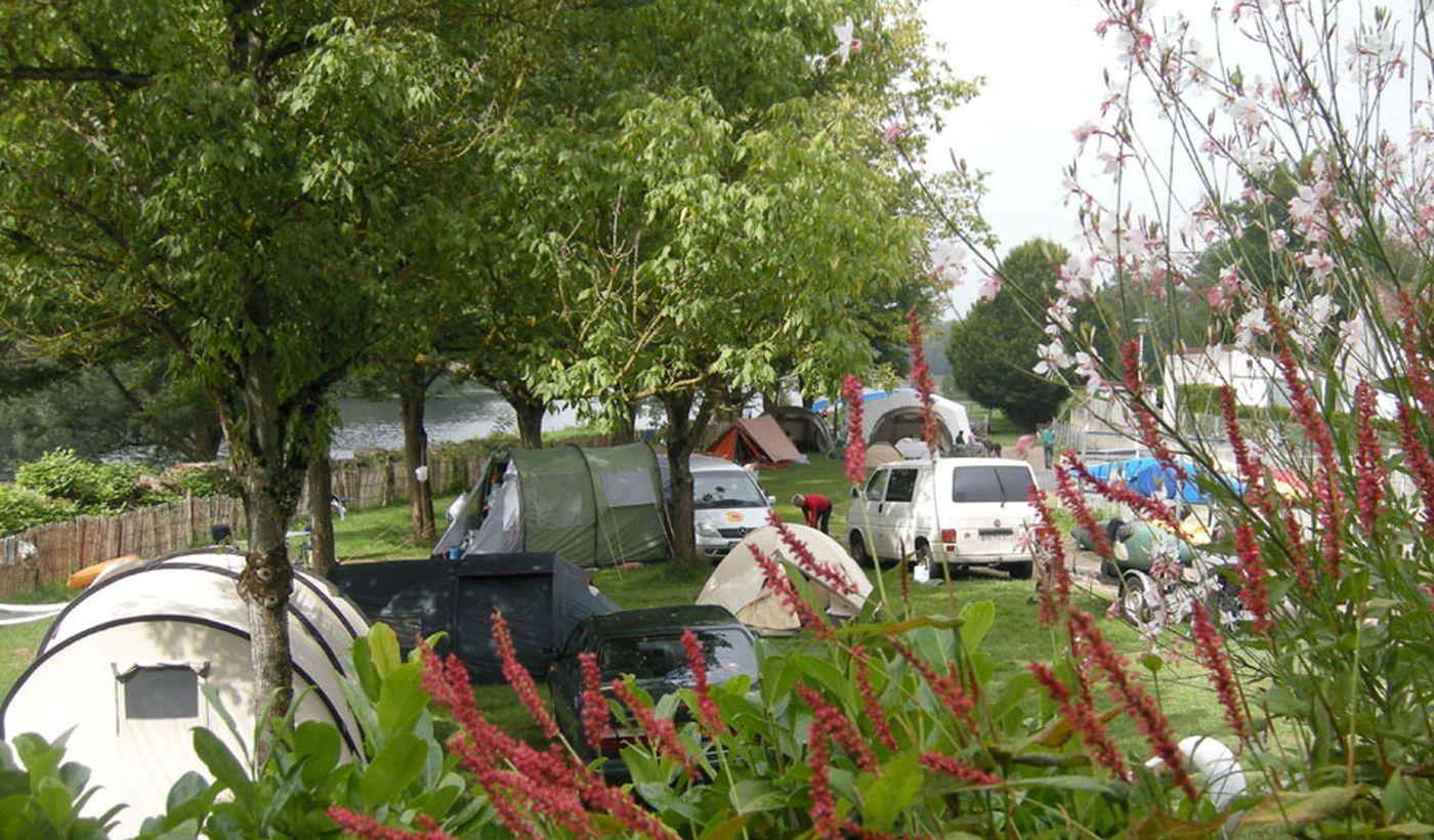 Flower Camping la Chevrette