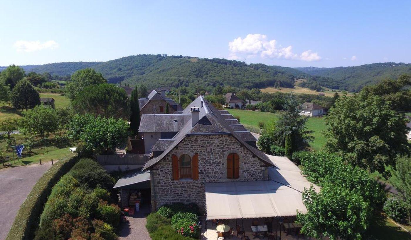 Domaine la chapelle en Correze