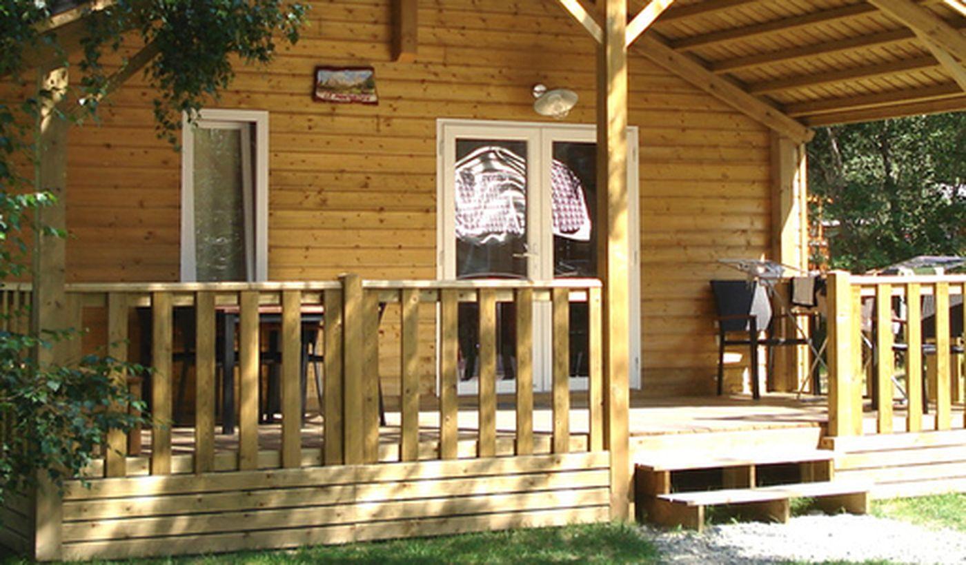 Camping L'Iscle de Prelles