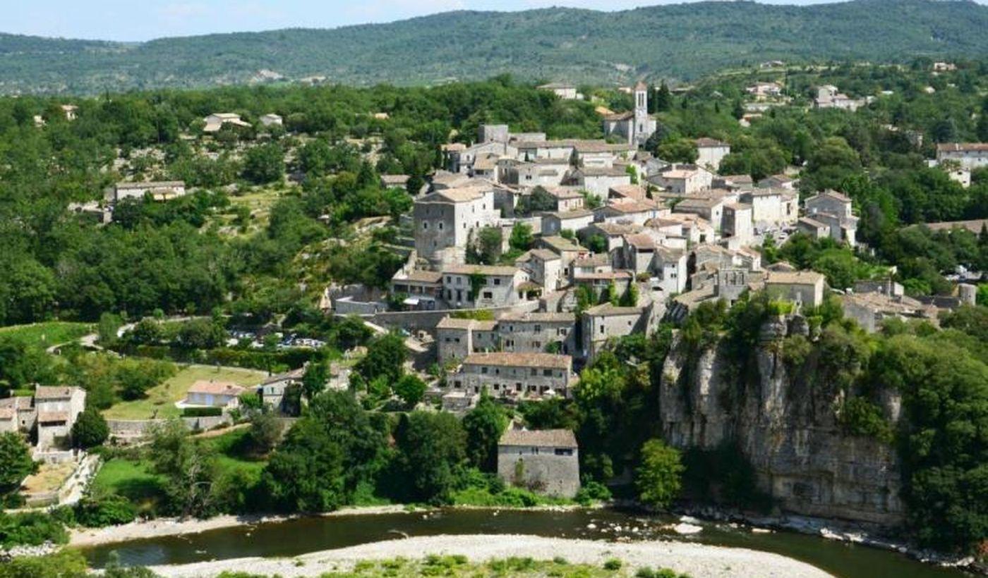 Camping Le Clapas in Ardèche