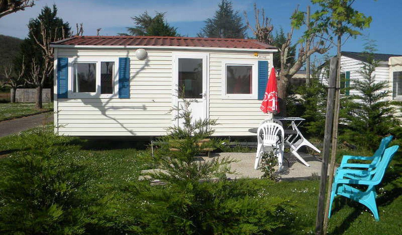 Les locations du Camping Les Catalpas