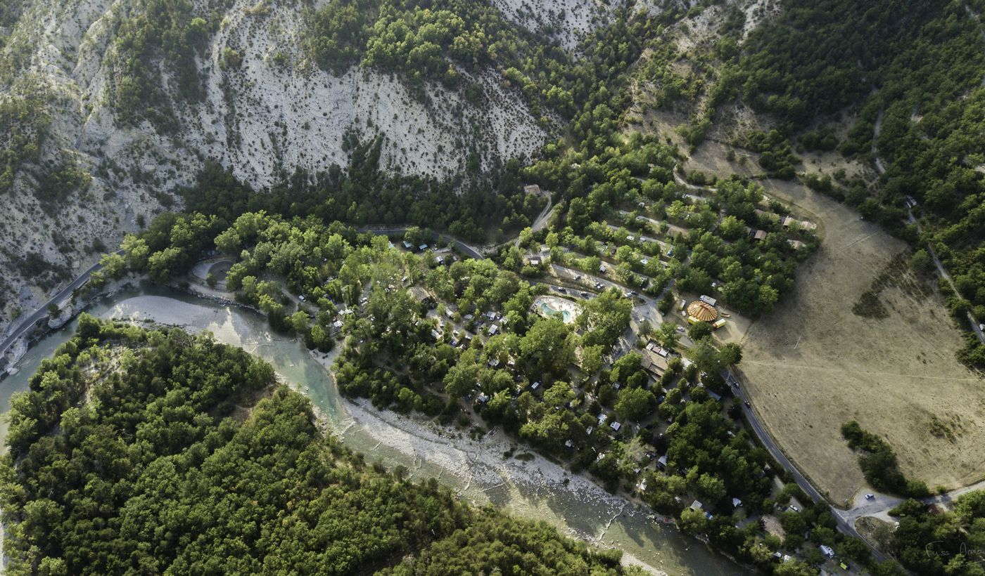 Camping Chasteuil Provence